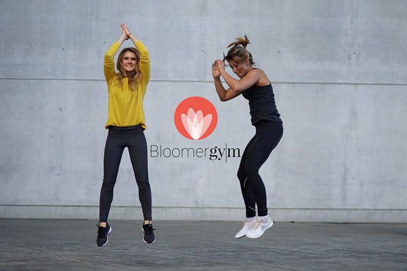 Bloomergym im Olympiapark